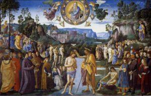 Celebrazione Battesimi