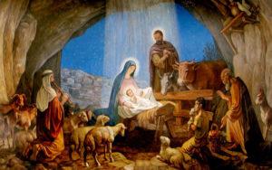 Santa Messa della veglia di Natale